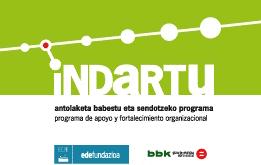 Fortalecimiento del Tercer Sector: puesta en marcha del programa Indartu