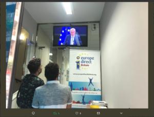 Servicio de Programas Europeos