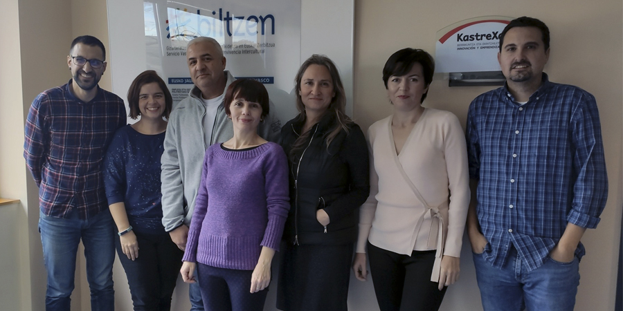 Biltzen - Servicio vasco de integracion
