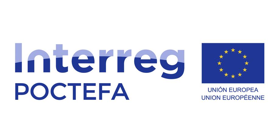 Interreg POCTEFA Logo Europa