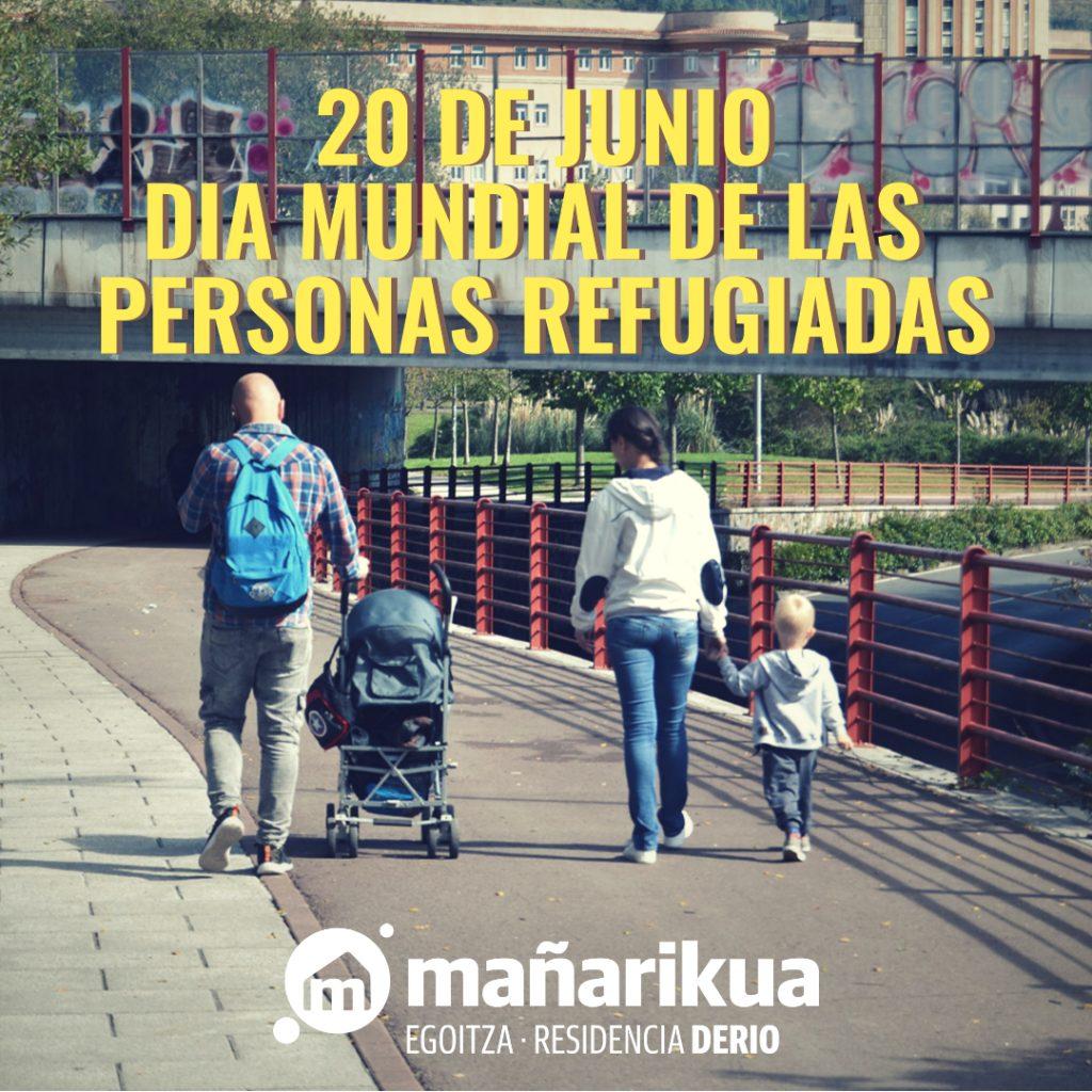 20J Día de las personas refugiadas