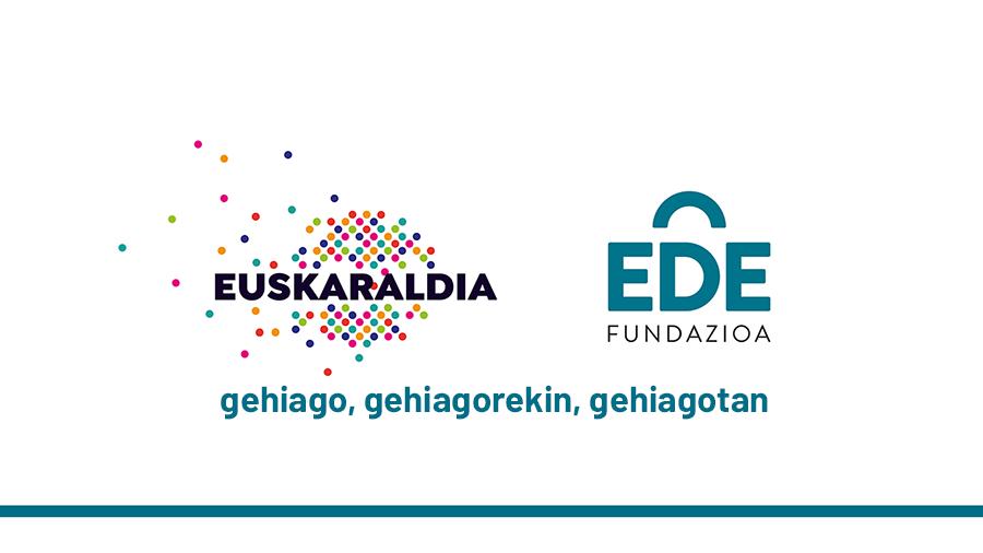 EDE Fundazioa se suma a la campaña Euskaraldia 2020