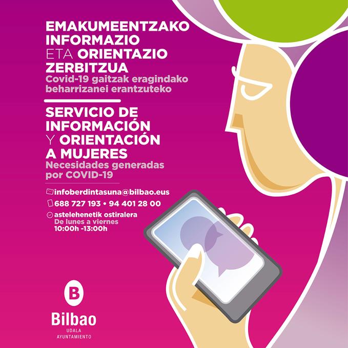 Servicio de Informacion y Orientacion para mujeres